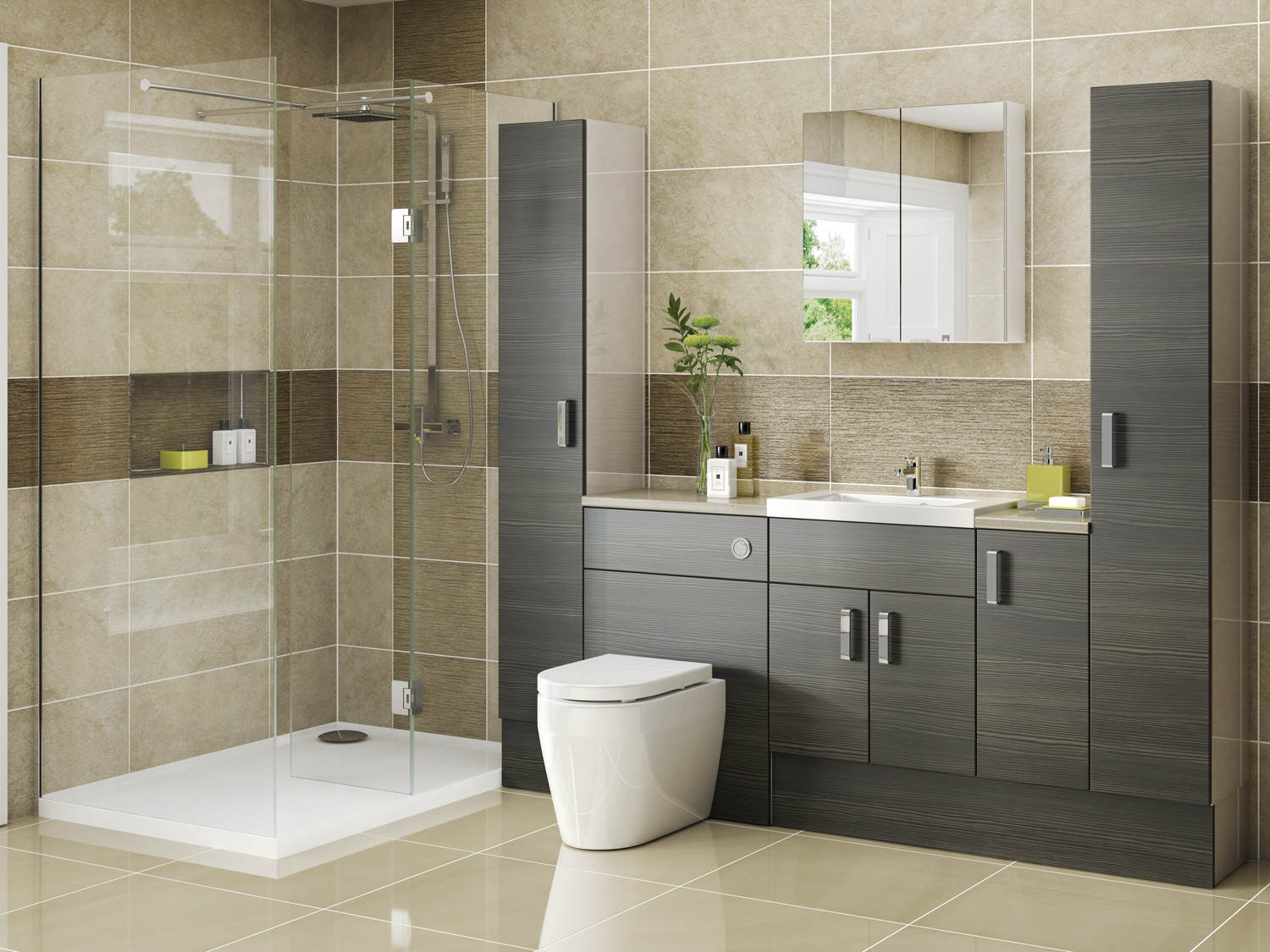 A Selection Of Our Bathroom Styles: